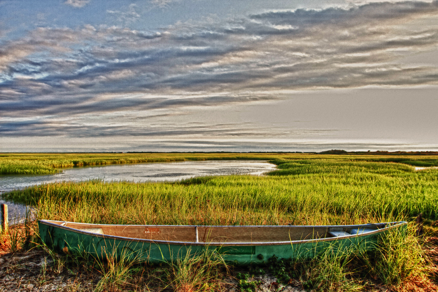 Canoe at the Moors, Provincetown001