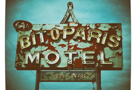 bit 'o paris motel